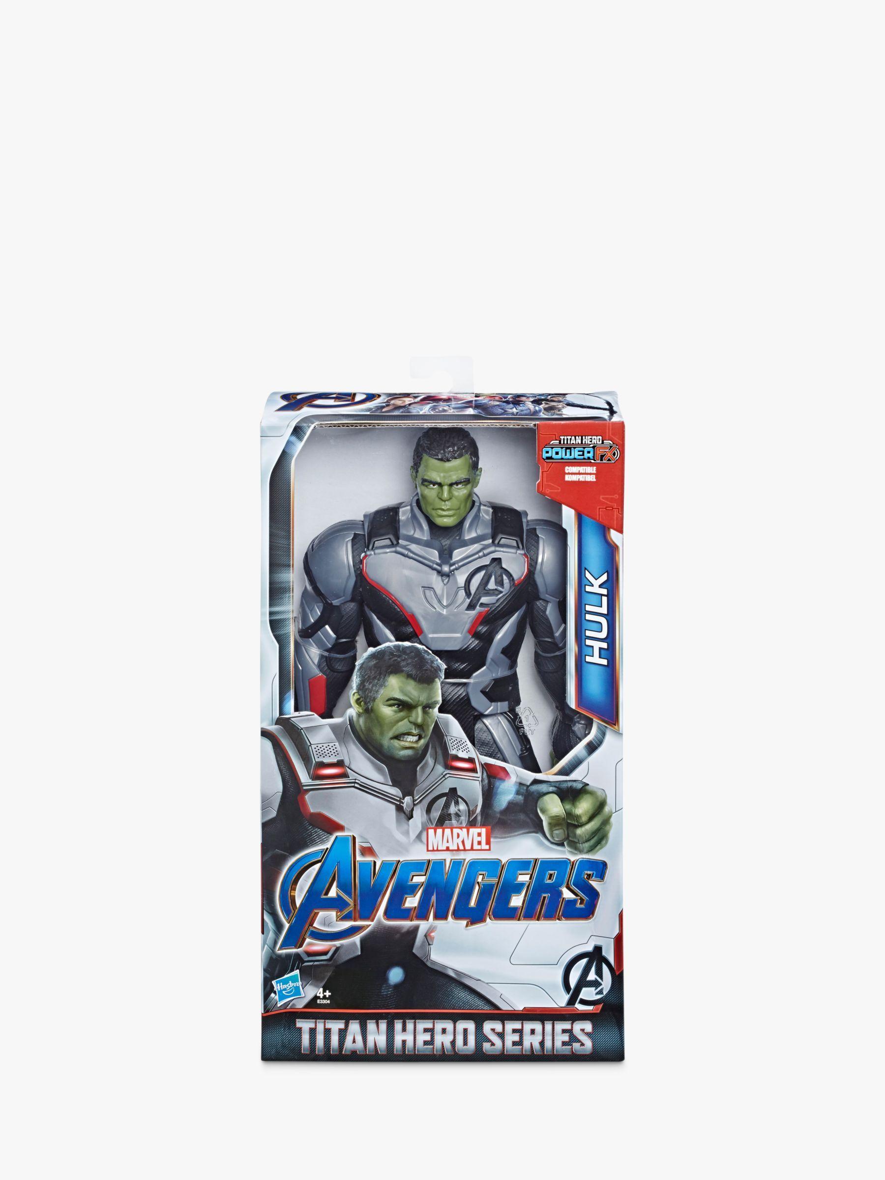 "Marvel Avengers Hulk Titan Hero Series 12/"" Action Figure New Box Sealed"