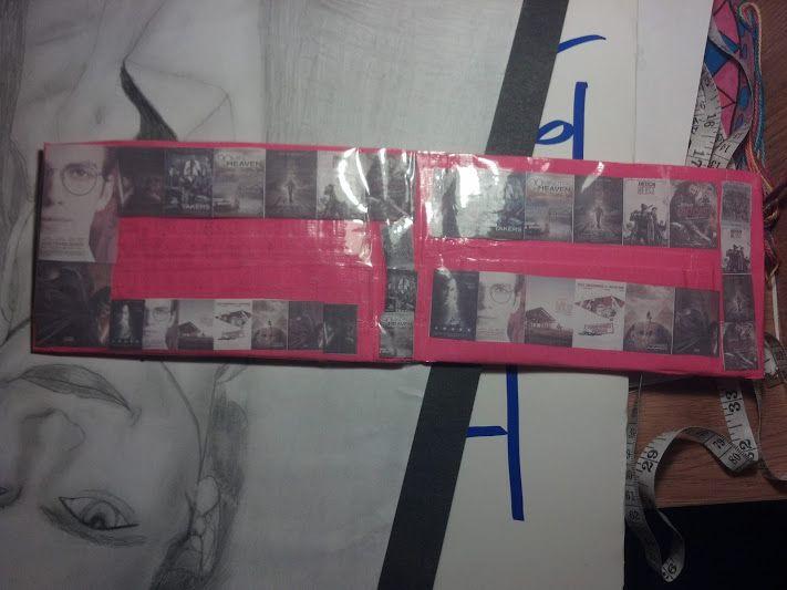 Hayden Christensen wallet (open)