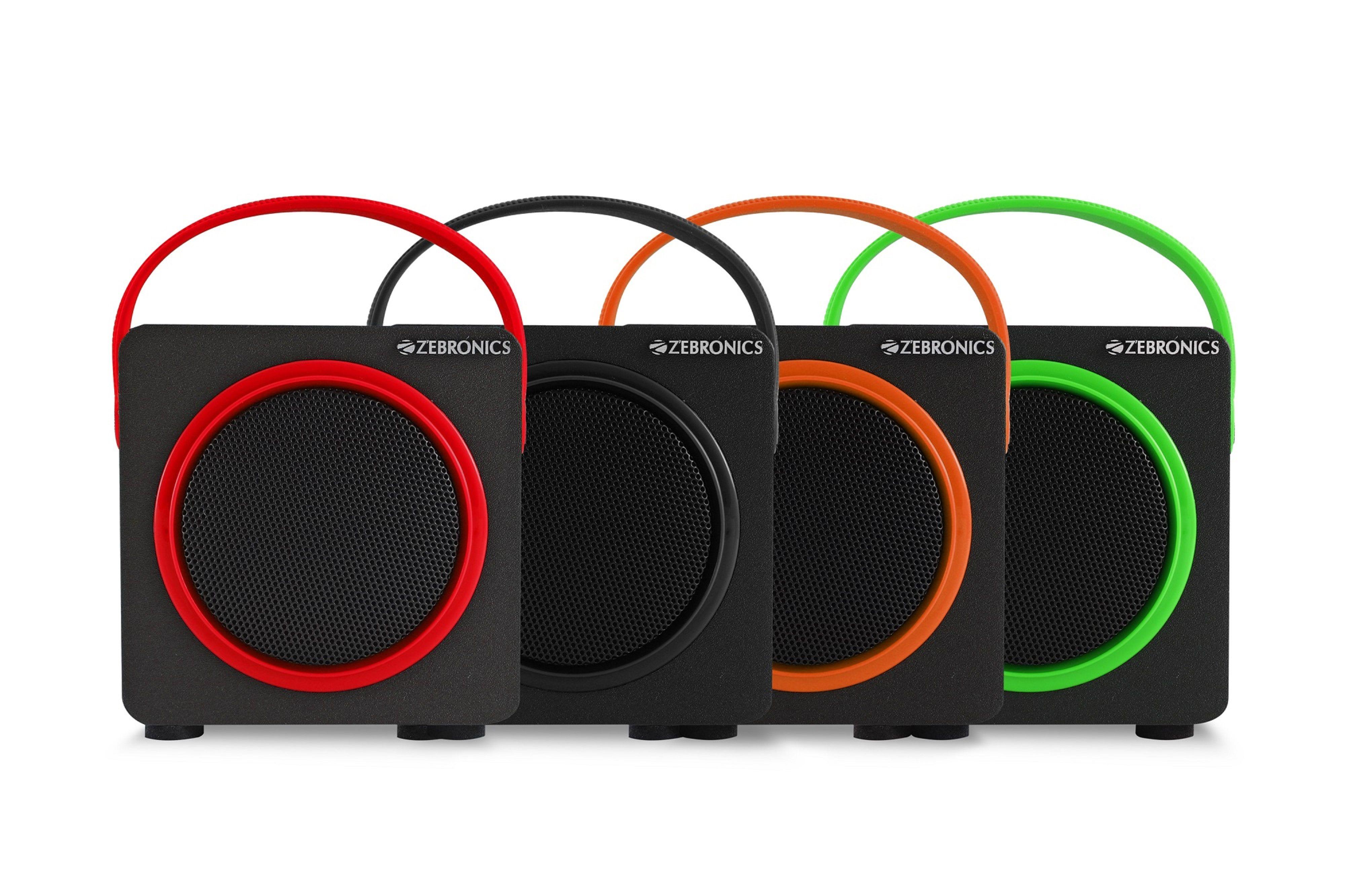 Bluetooth · Zeb Smart Speaker