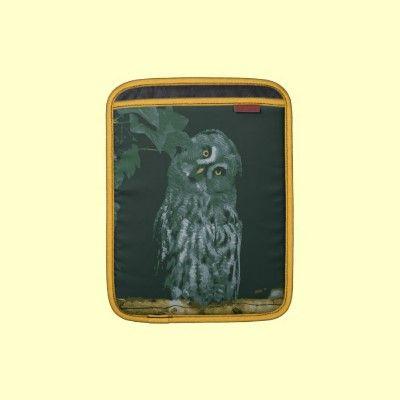 Great Grey #Owl #Rickshaw #Sleeve