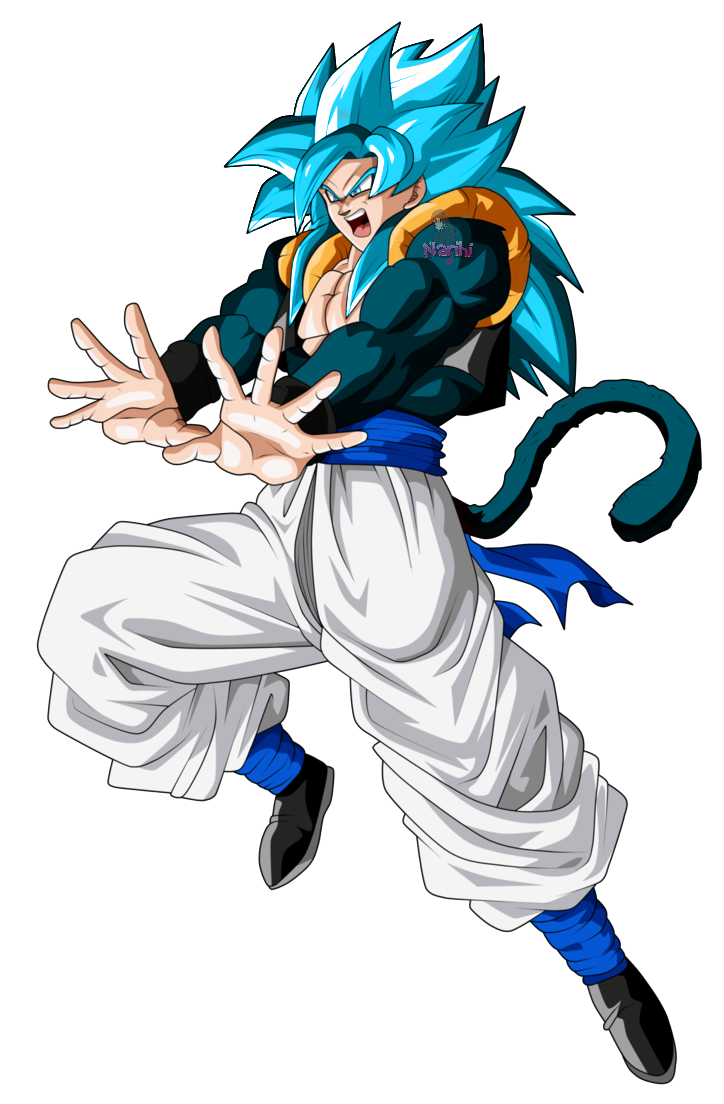 Gogeta Super Saiyajin 4 Blue By Narihicharm Dragon Ball Artwork Anime Dragon Ball Super Dragon Ball Super Art