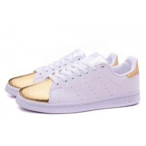 donne originali adidas stan smith, oro bianco scarpe, scarpe di vendita