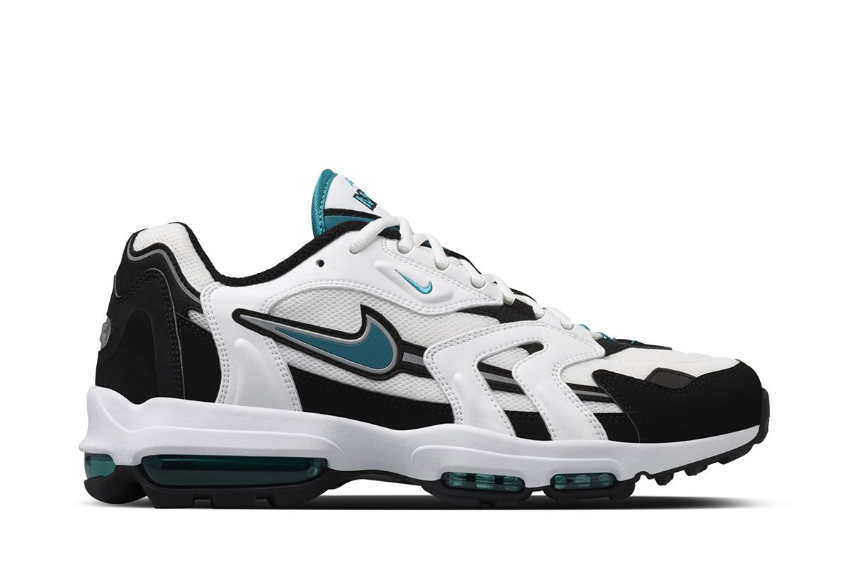New Release Mens Nike Air Max 96 SE XX Black White
