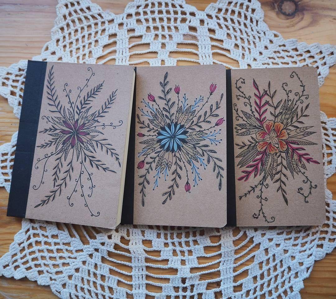 Illustrating notebook covers 🌼    #drawing #drawingoftheday #illustration #illustrationartists #botanical #botanicalillustration #flowers #nature #naturelovers #micronpen #notebook #art #piirtelyä #piirtäminen #luonto #taide #kuvitus #iloatähäneloon