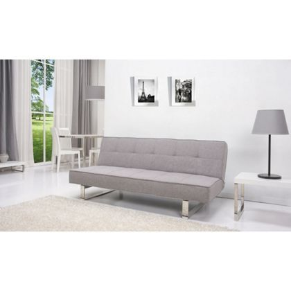 Channing Fabric Clic Clac Sofa Bed