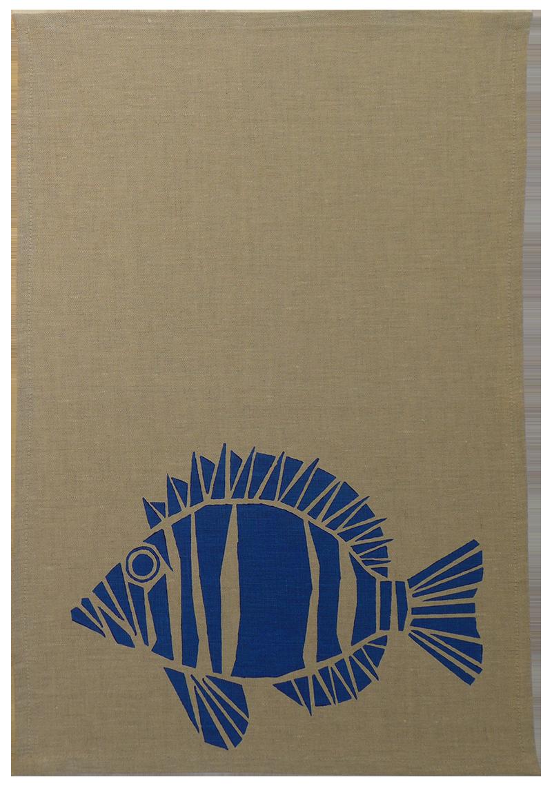 Fisk Kitchen Towel