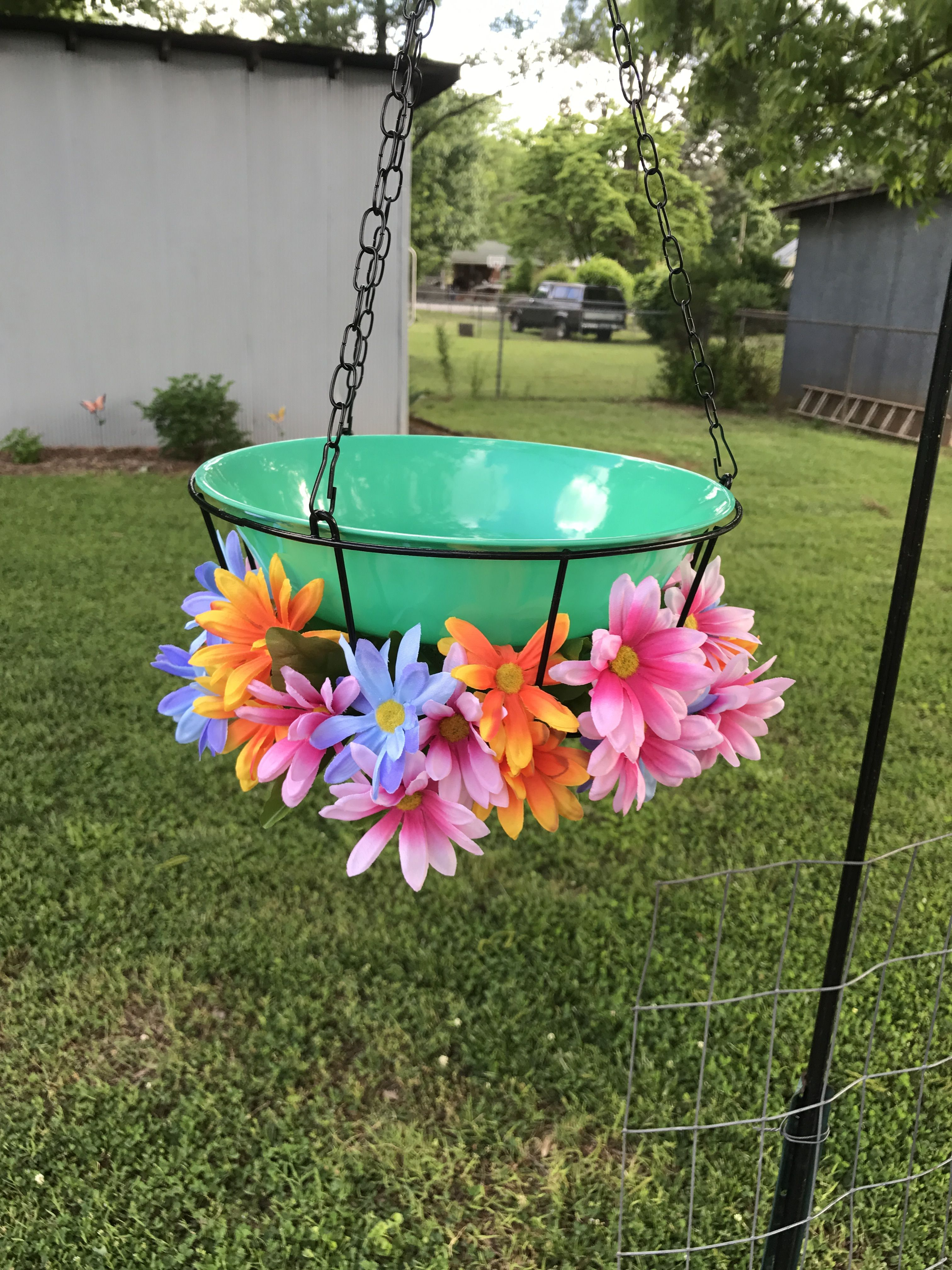 Diy Bird Bath It S Amazing What You Can Create From The