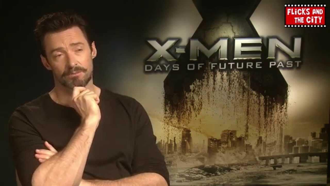 X Men Days Of Future Past Wolverine Workout Hugh Jackman Interview Michael Fassbender Days Of Future Past Hugh Jackman Interview