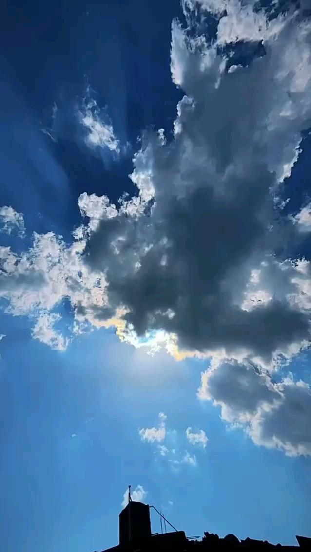 peace 😌.. cloud 🤍💙