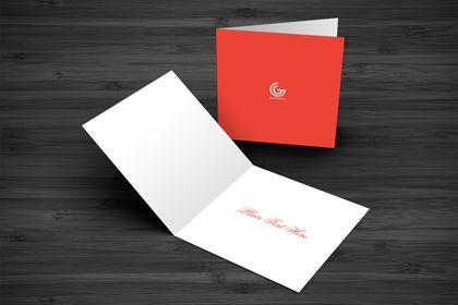 Free Greetings Card Mockup Free Design Resources Business Card Mock Up Invitation Mockup Free Greeting Cards