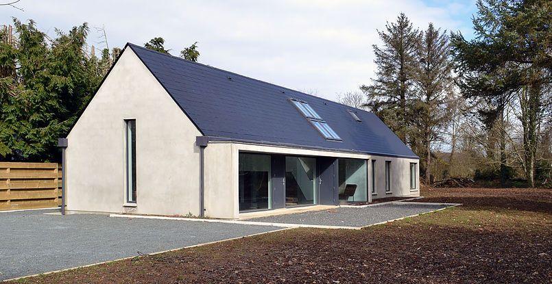 longhouse - Donoghue Corbett Architects   Home   Bungalow ...