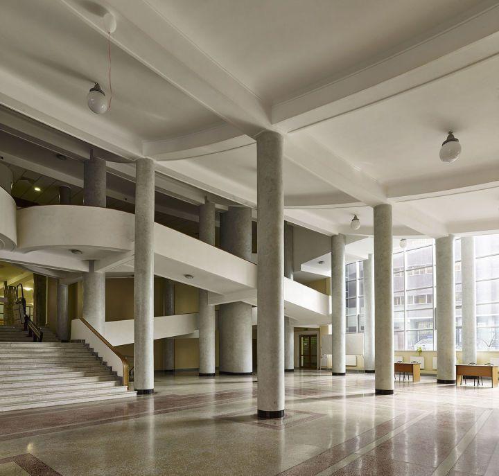 Tsentrosoyuz Building, 1933