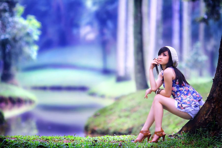 Mencoba Tuk Meraih Bayangmu Female Portraits Portrait Photography Amazing Photography