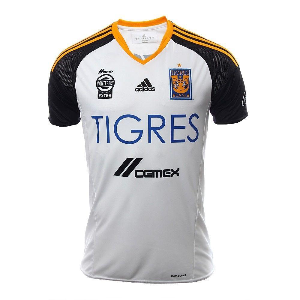810f37c4fb CA Tigres de la UANL (Mexico) - 2016 Adidas Third Shirt