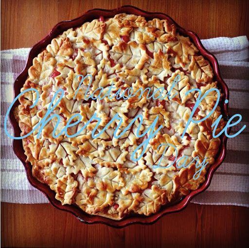 National Cherry Pie Day!