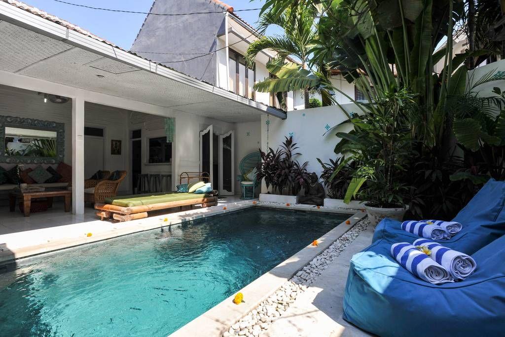 Private Family Love Villa4 Close To 66beach Bali Villas For Rent In Legian Bali Indonesia Vacation Home Family Villa Condo