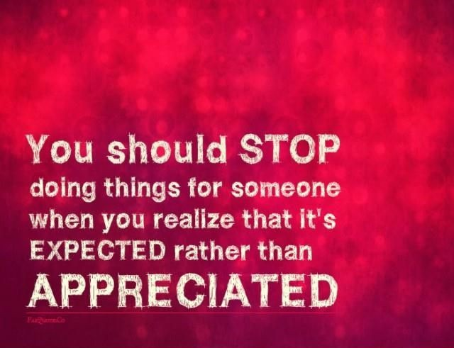 APPRECIATION QUOTES image quotes at (With