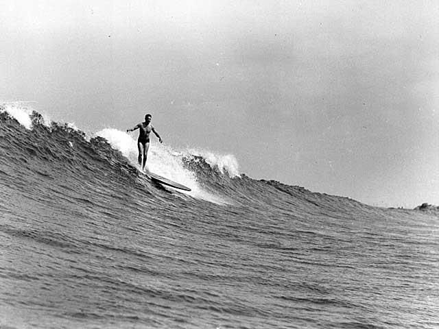 1930 S Leroy Grannis Surfing The Palos Verdes Cove Doc Ball Pic Vintage Surf Surfing South Bay