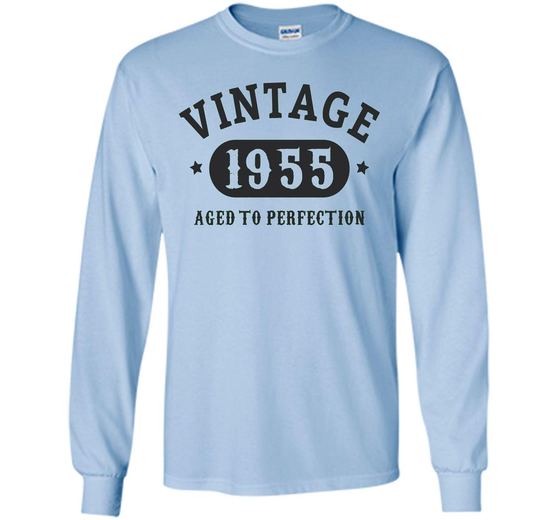 62 years old 62nd Birthday B-day Gift 1955 T-Shirt
