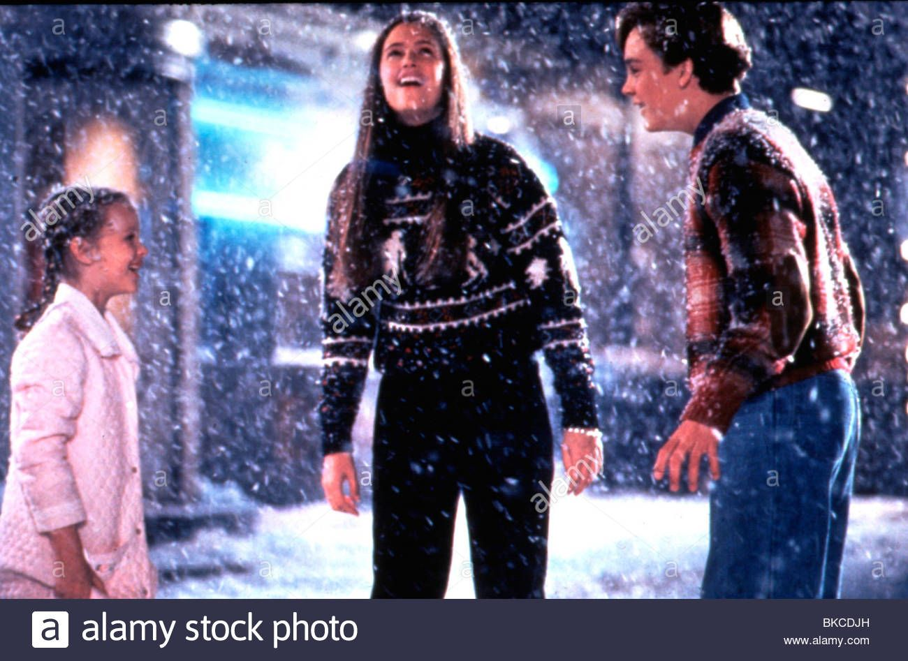 Download This Stock Image All I Want For Christmas 1991 Thora Birch Elizabeth Cherney Ethan Embry Alwc 012 Bkcdjh From Al Photo Stock Photos Ethan Embry