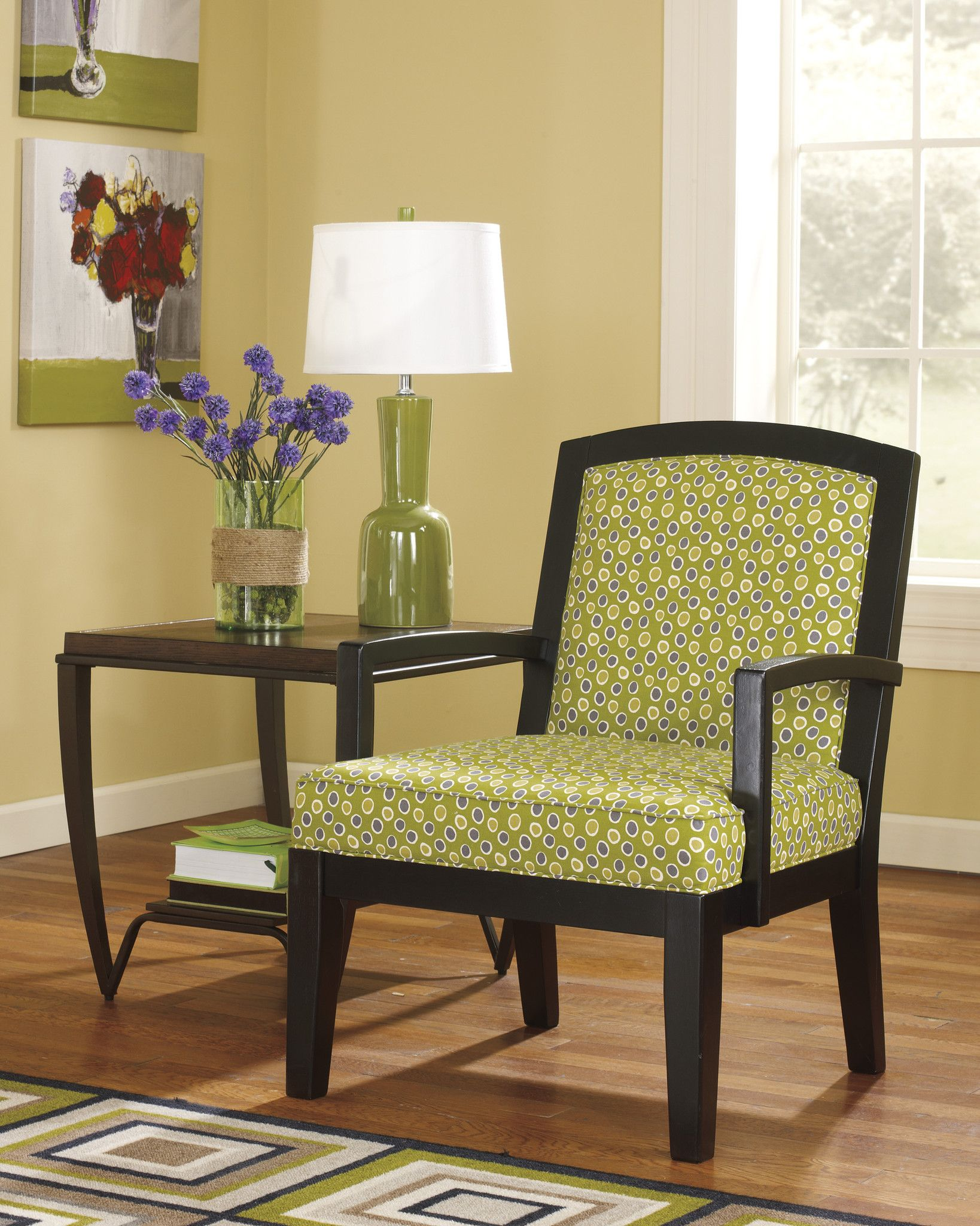 Nolana Accents D Accent Chair | Fabric accent chair ...