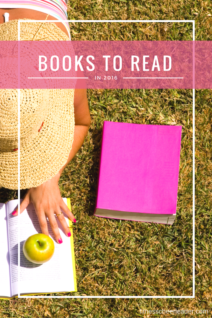 9 Books To Add To Your 2016 Reading List