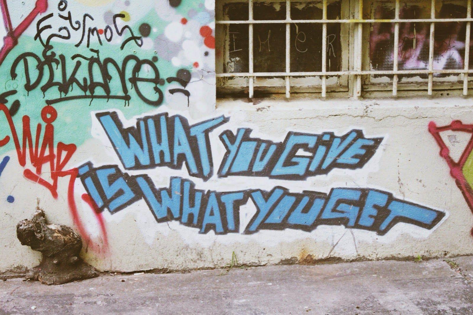 It's Brogues itsbrogues.co.uk #travel #berlin #graffiti