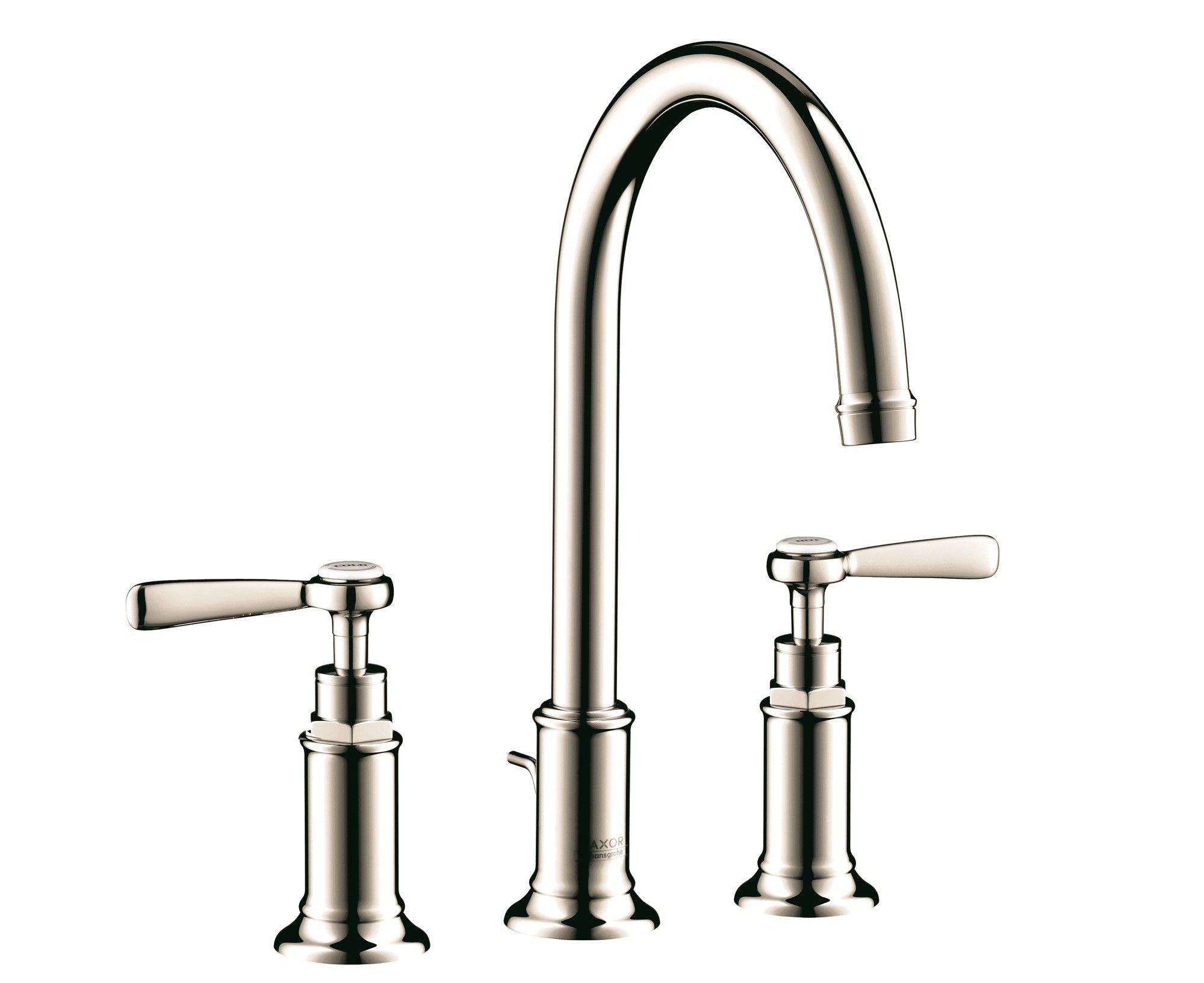 Axor Montreux Double Handle Widespread Bathroom Faucet   Products ...