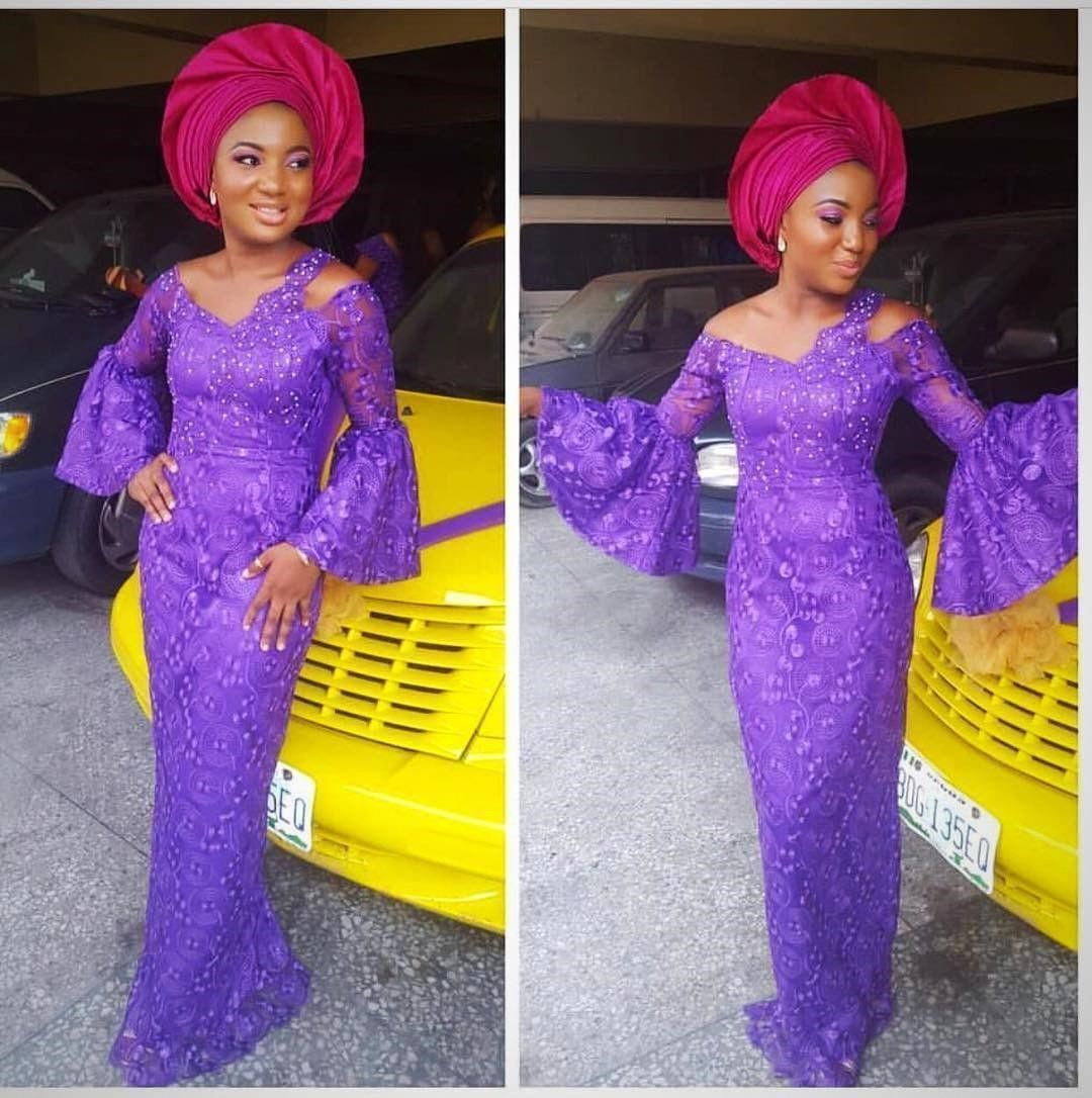 There are several ways to acquire ourselves beautified similar to an Ankara fabric.Asoebi style|aso ebi style|Nigerian Yoruba dress styles|latest asoebi styles}, Even if you are thinking of what to create and kill taking into account an aso ebi style. Asoebi style|aso ebi style|Nigerian Yoruba dress styles|latest asoebi styles} for weekends come in many patterns and designs. #AfricanPrint #nigeriandressstyles There are several ways to acquire ourselves beautified similar to an Ankara fabric.Asoe #nigeriandressstyles