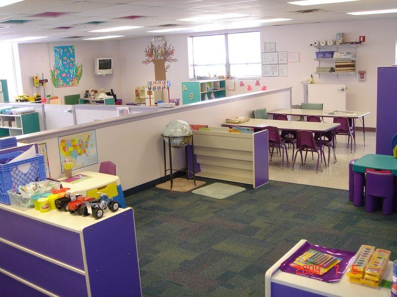 Classroom Design For Daycare : Preschool classroom precious angels childcare center
