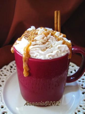 Cinnamon Caramel Coffee