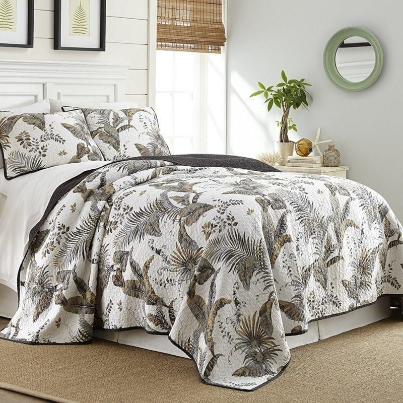 100 Tropical Bedding Sets And Tropical Comforters For 2020 Beachfront Decor In 2020 Tropical Bedding Sets Bedding Sets Tropical Bedding