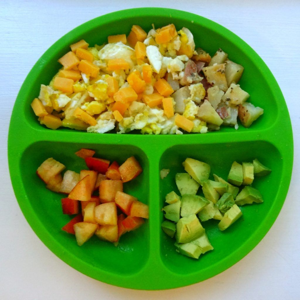 10 Simple Finger Food Meals For A One Year Old