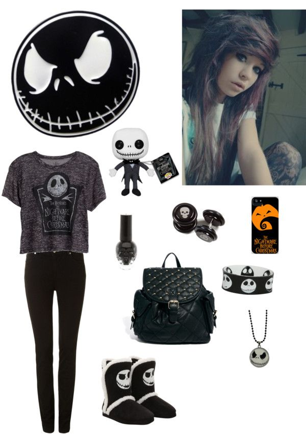 The Nightmare Before Christmas outfit - The Nightmare Before Christmas Outfit Outfits Pinterest