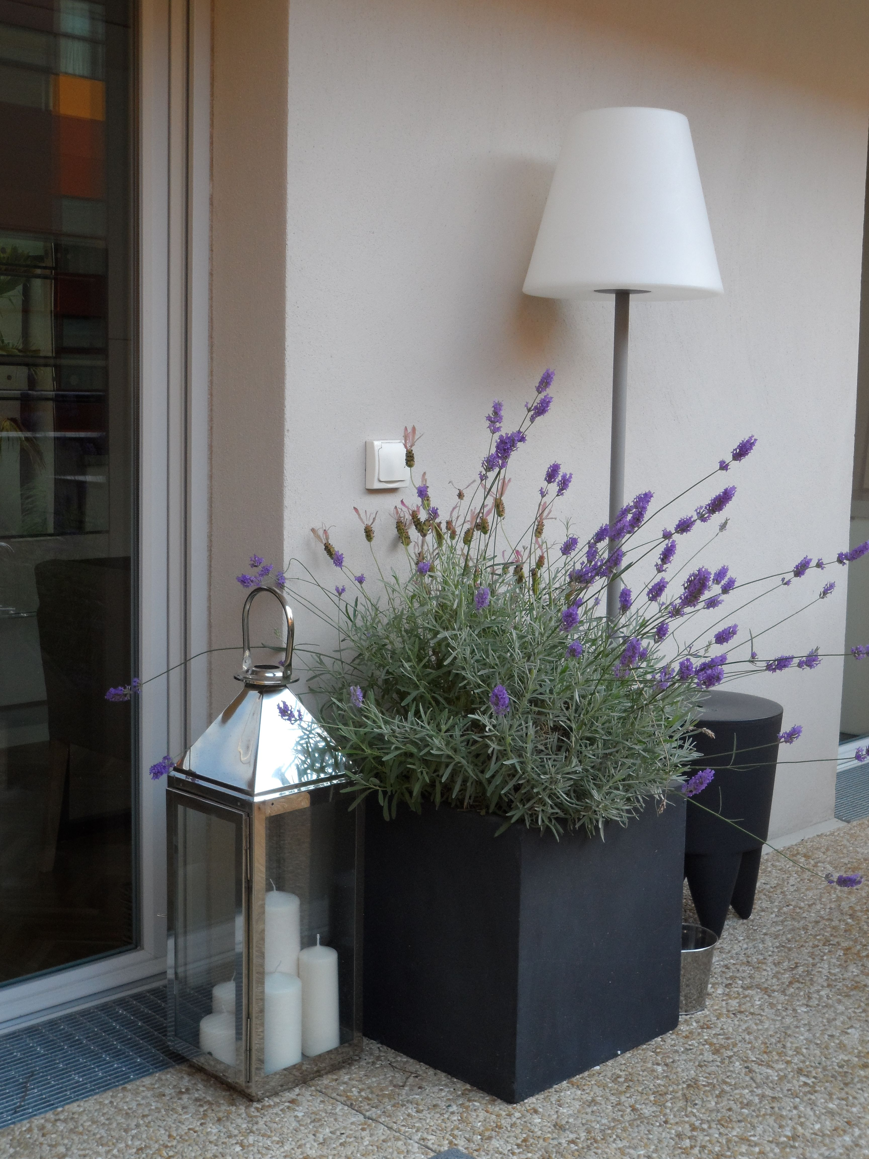 lampe de terrasse garden pinterest terrasse jardins. Black Bedroom Furniture Sets. Home Design Ideas