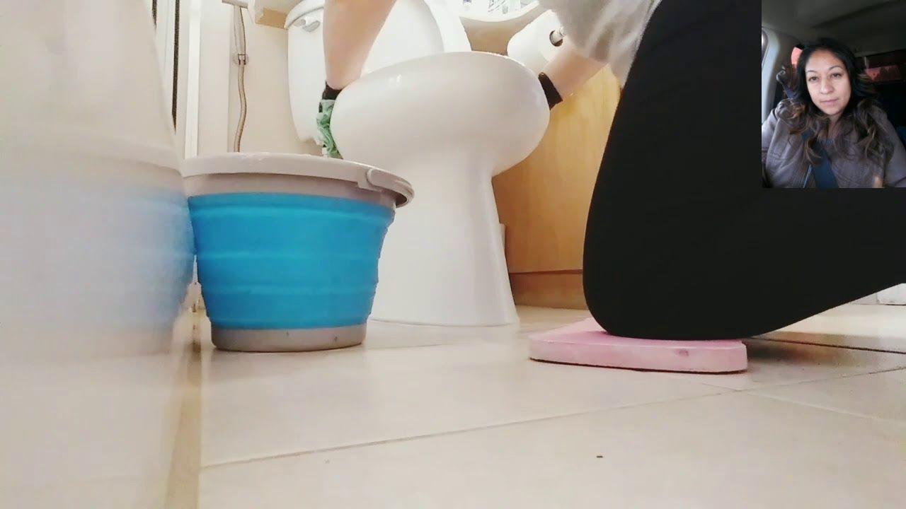 Como eliminar el olor a orines de la taza de baño / Remove ...