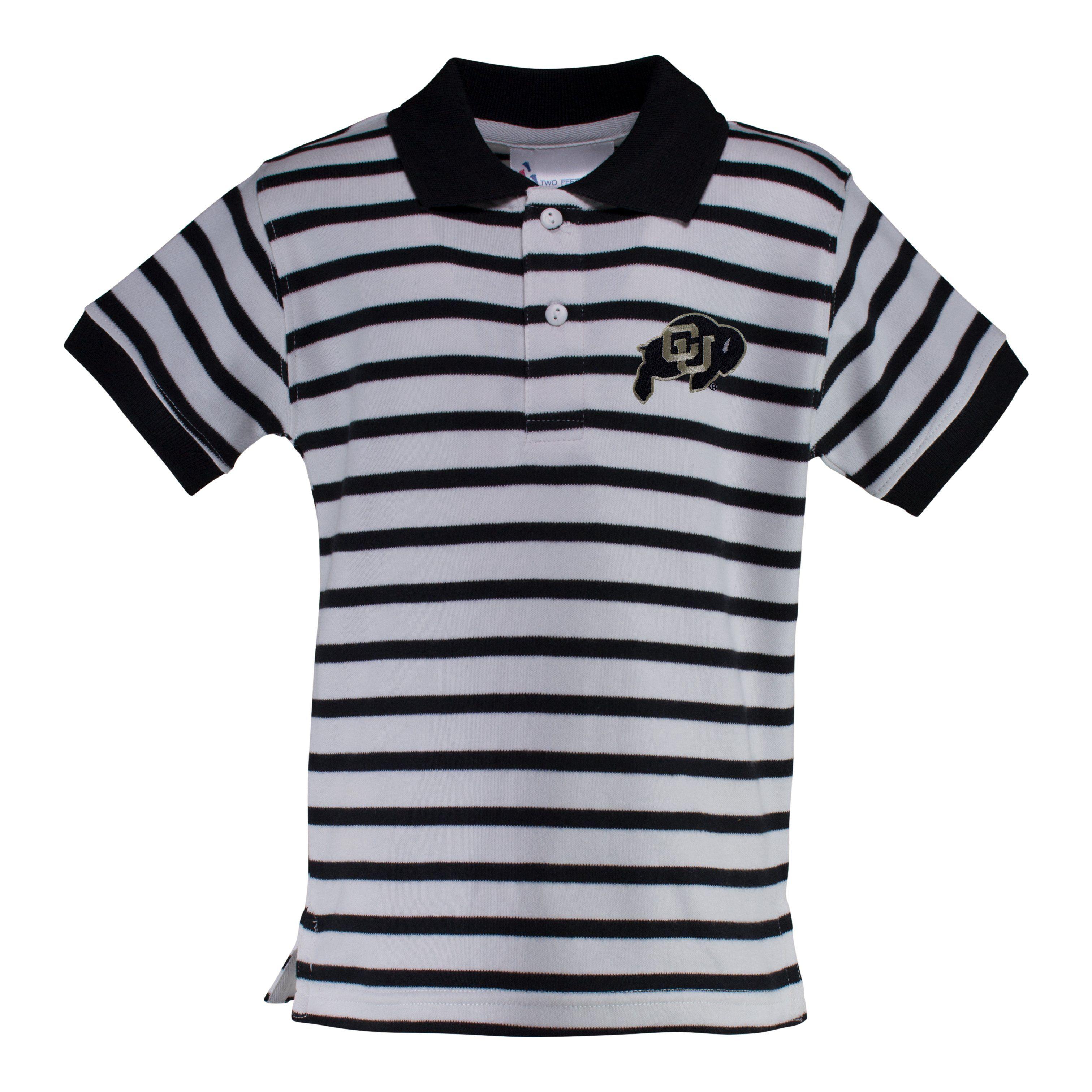 2498d17aaf1 Colorado Stripe Golf Shirt