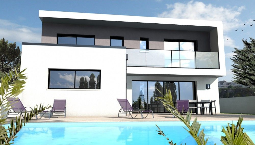 Construire maison 44 for Tarif constructeur maison individuelle