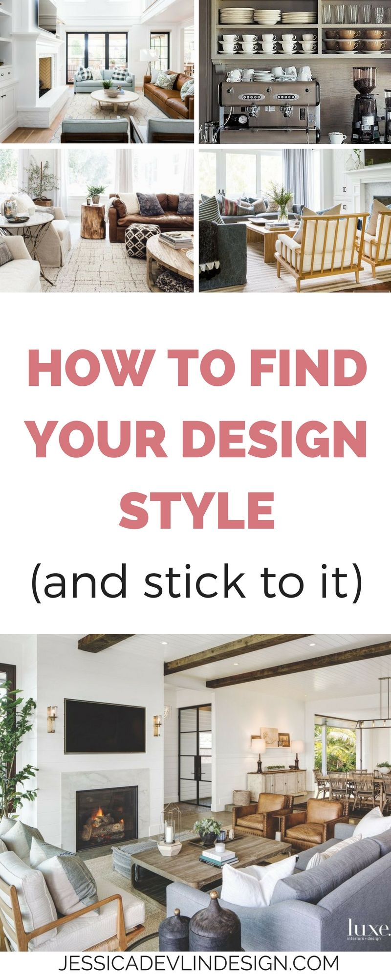 How to find your decorating style - Explore Home Decor Styles Design Design And More