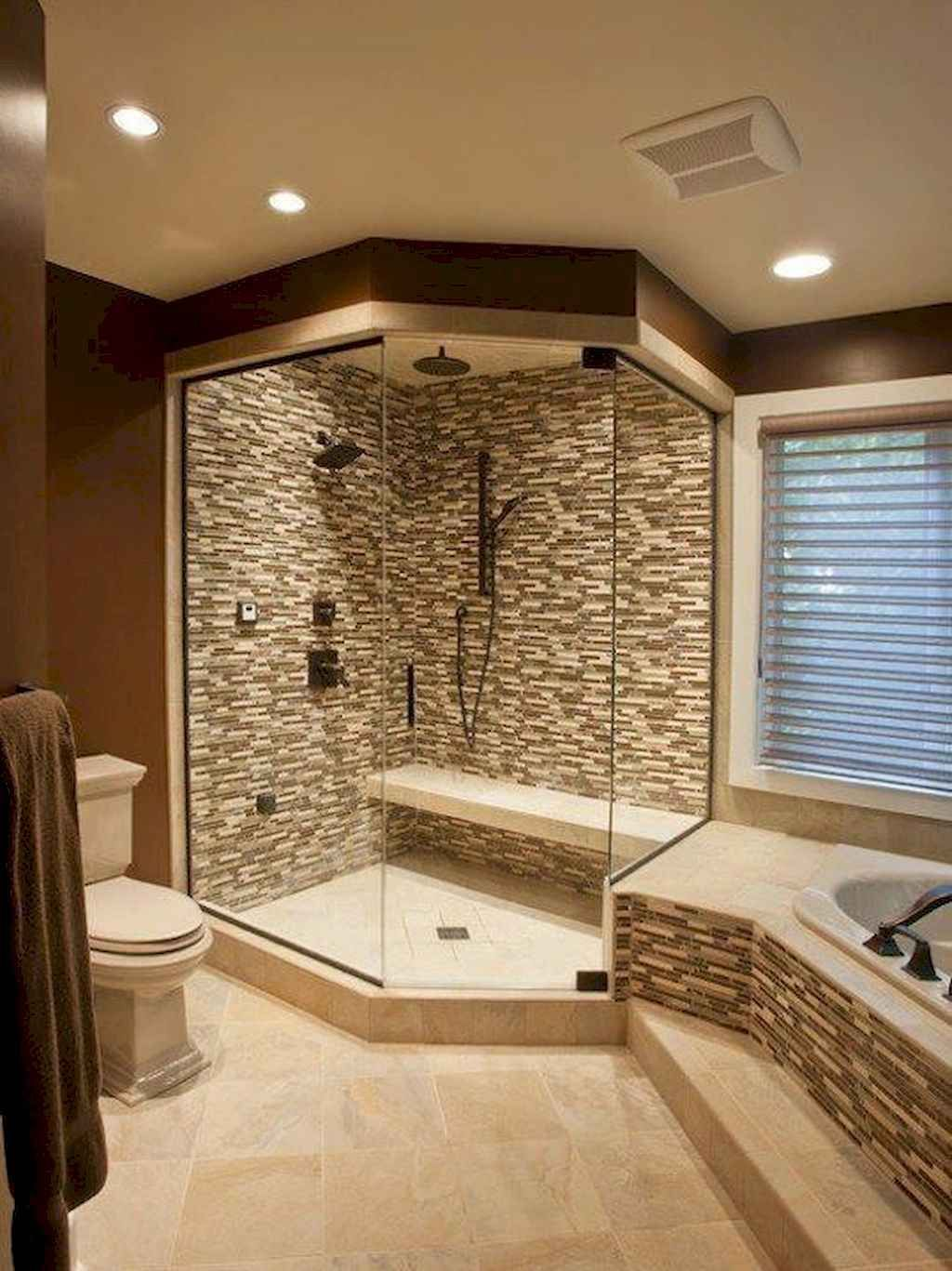 Design Megillah Bathroom Redesign For Under 200: 80 Stunning Tile Shower Designs Ideas For Bathroom Remodel