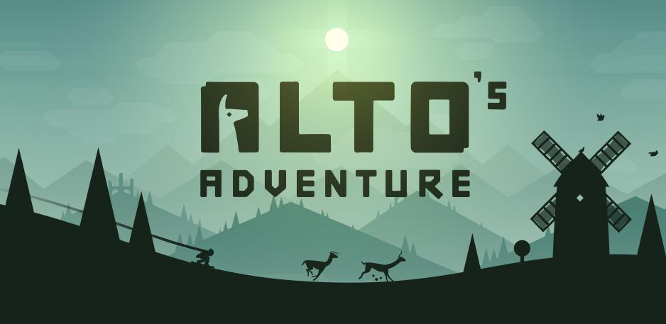 Altos Adventure Logos De Videojuegos Estilos De Ilustracion Iphone