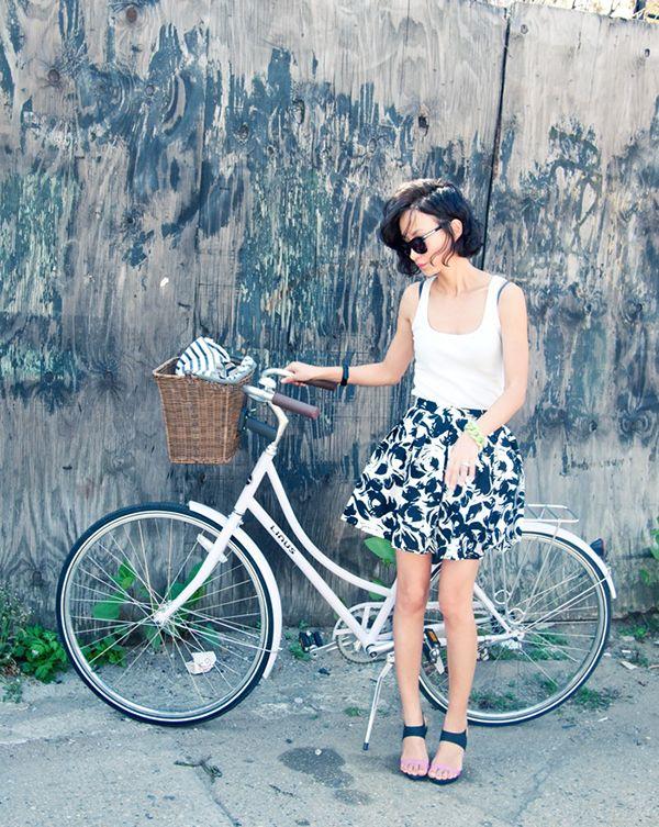 Dutchi 1 Beautiful Bike Bicycle Fashion White Bike