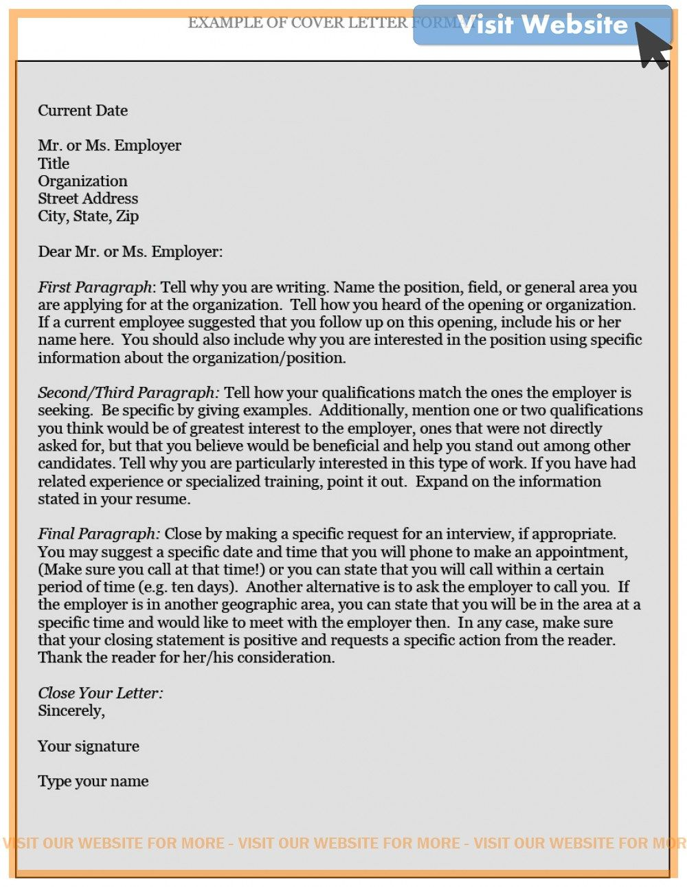 cover letter template for mba in 2020 Writing a cover