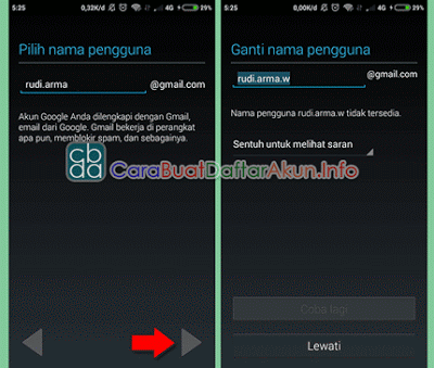 Cara Mengganti Akun Gmail Lama Dengan Yang Baru Di Android Hp Tablet Tablet Ganti Nama Android