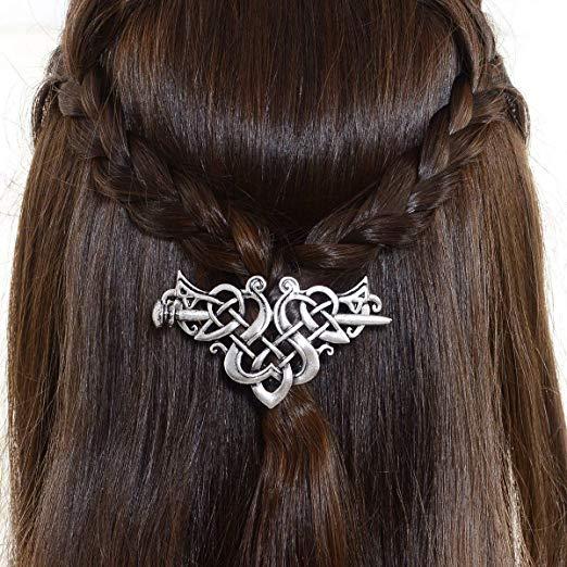 Celtic Knot Irish Dance Hair Clip Irish Hair Piece