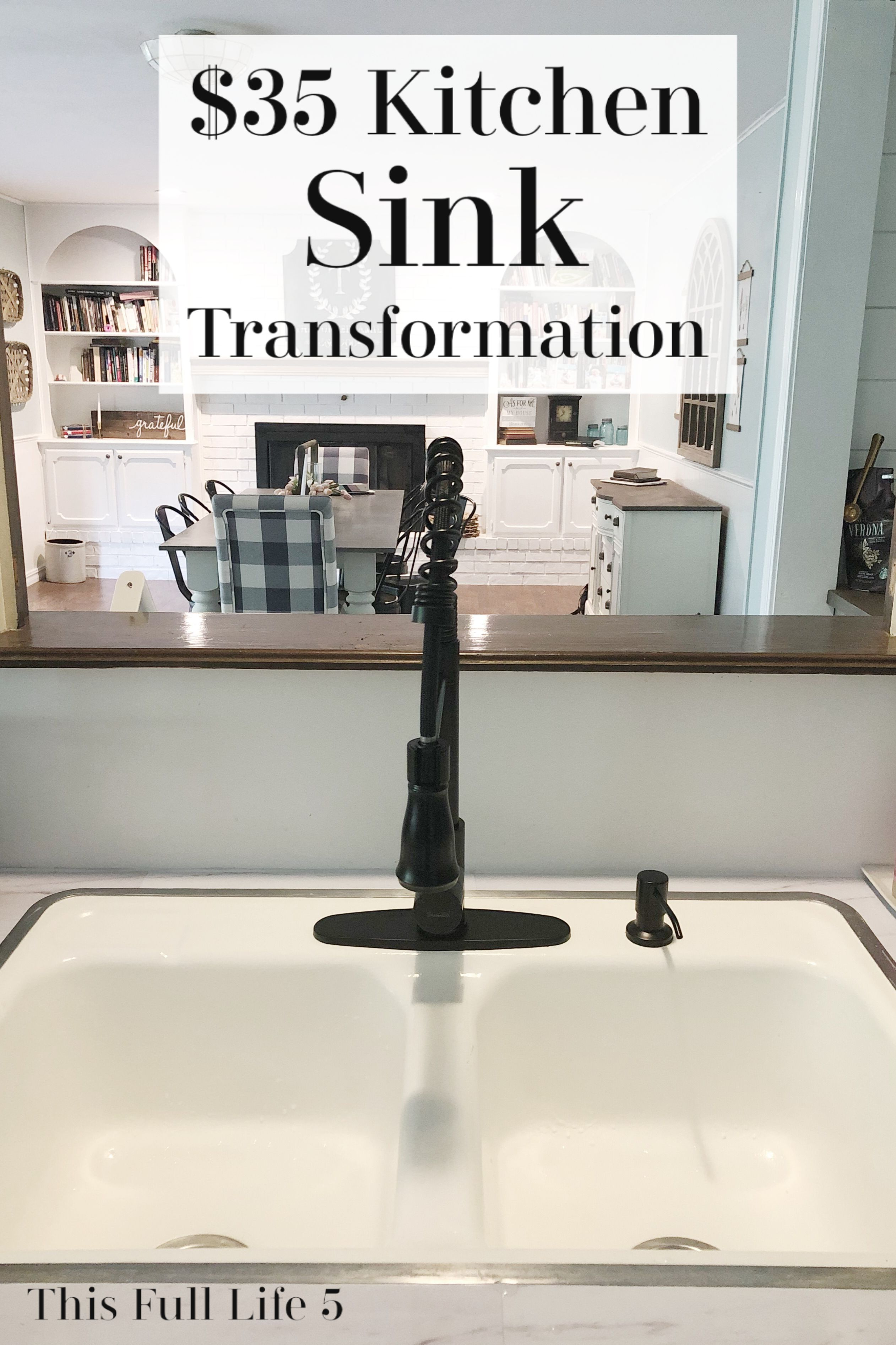 How To Paint A Kitchen Sink Ehow Kitchen Sink Diy Kitchen Sink Remodel Kitchen Sink Refinish
