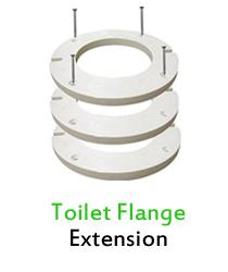 Toilet Flange Extender