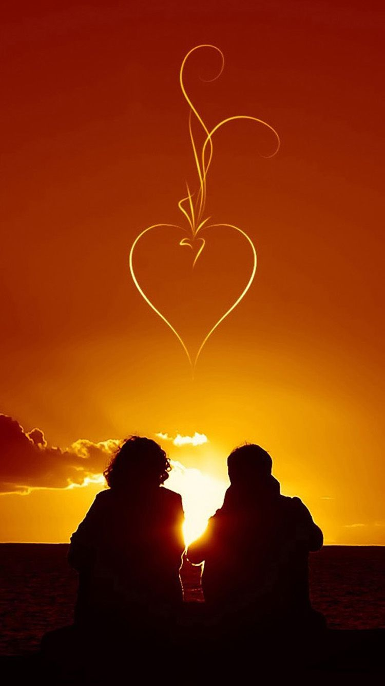 41 Cute Valentine Iphone Wallpapers Free To Download Sunset Iphone Wallpaper Love Wallpaper Love Wallpaper Hd Hand shaped love wallpaper in sunset