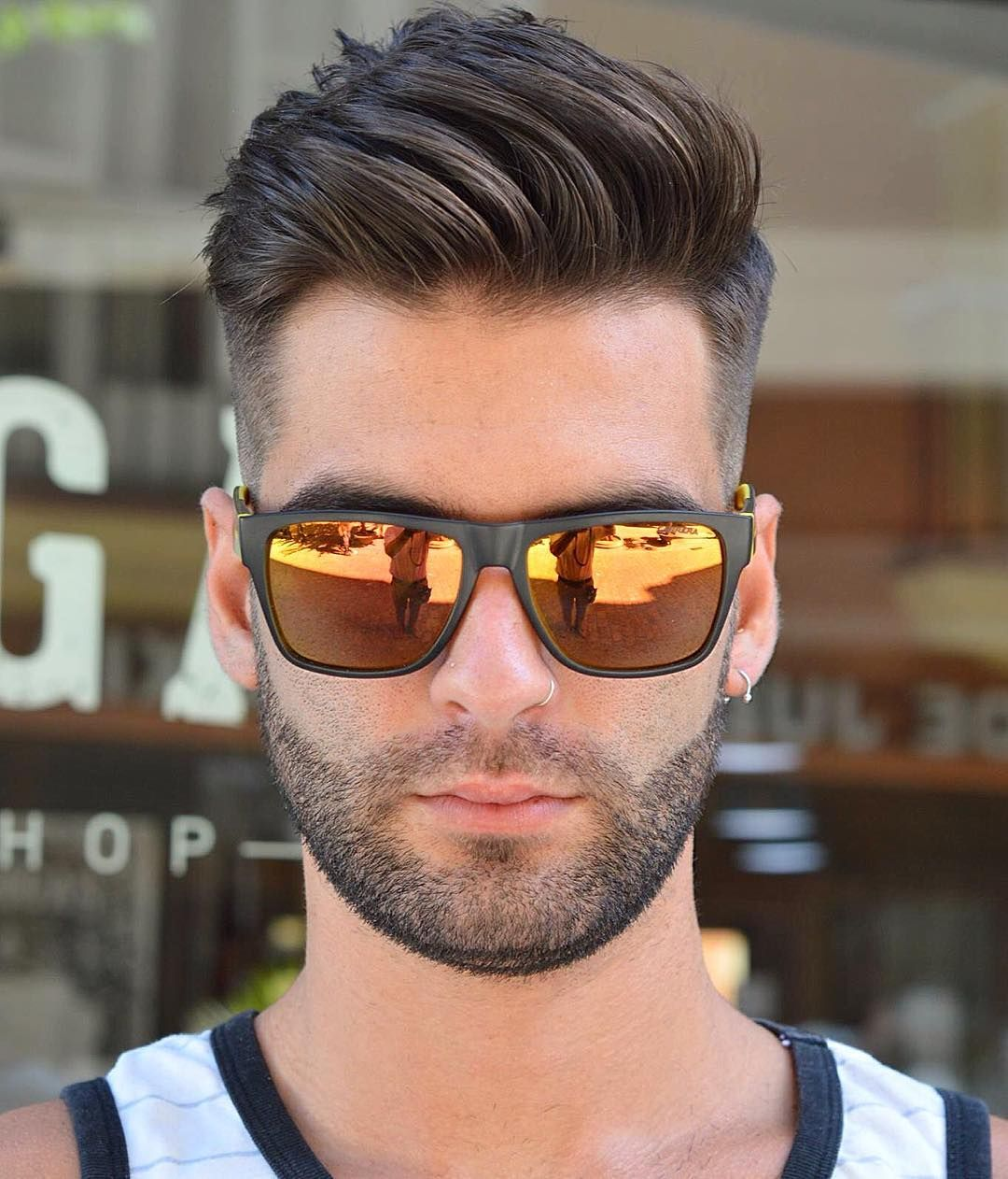 Oblong face haircut men  new menus hairstyles for  top picks  haircuts hair