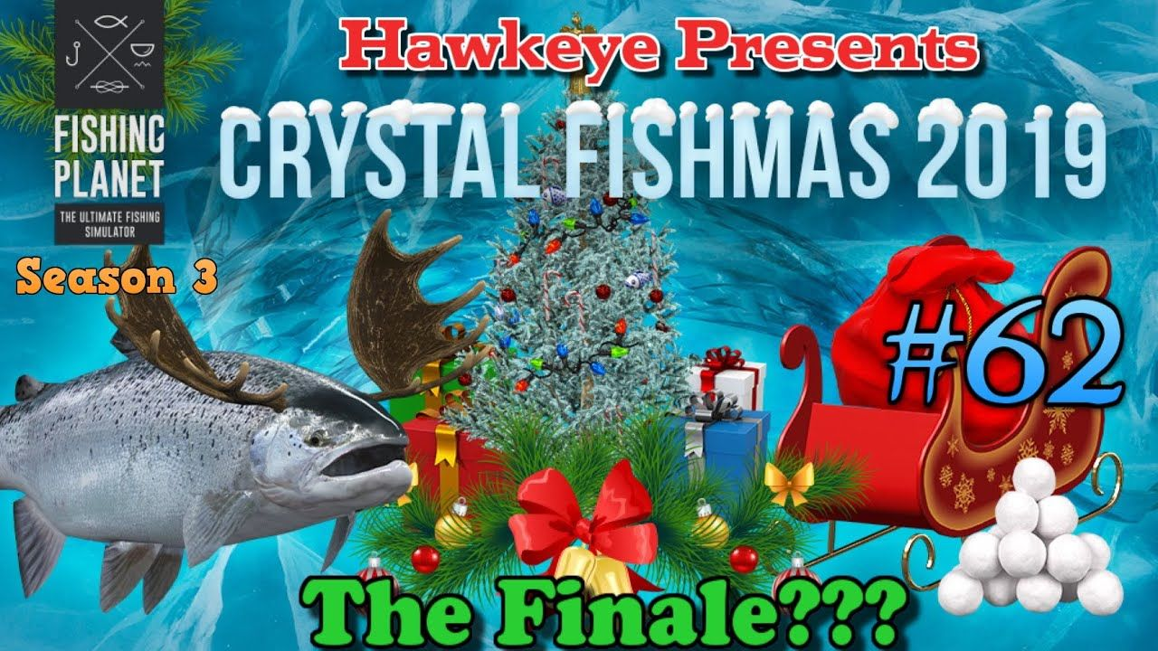 Fishing Pla| #62   S3 | Christmas Event 2019: The Finale??? in